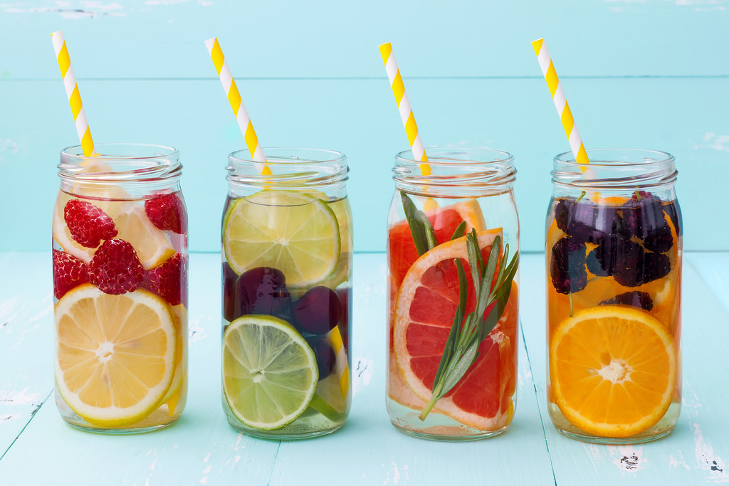 don't drink calories infuse your water
