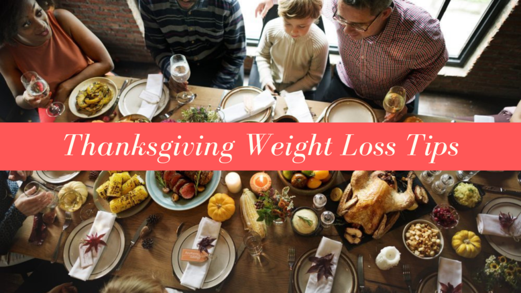Thanksgiving weight loss tips - possible pat