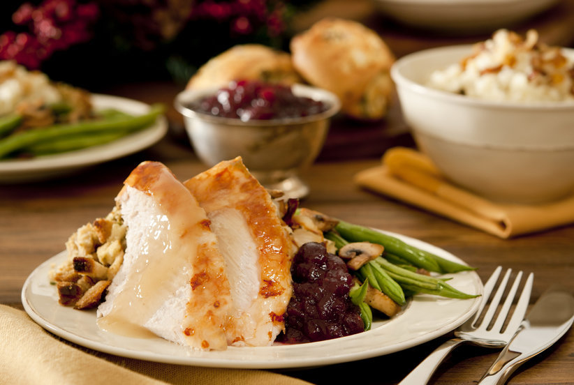 thanksgiving control your portions