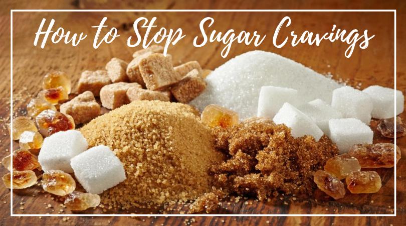 stop your sugar cravings