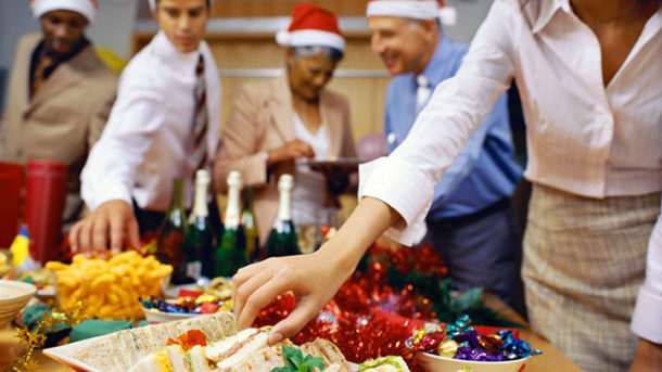 plan for holiday weight loss parties