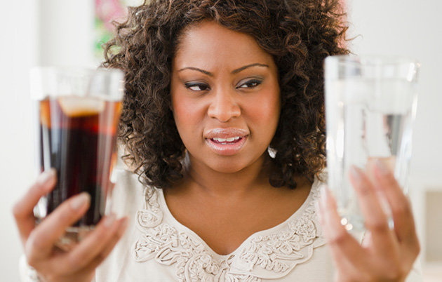 weight loss drinking your calories